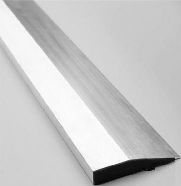 Regua desempeno T ou trapezoidal